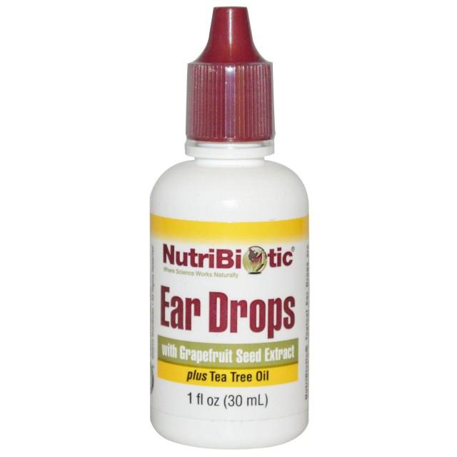 Капли от зуда в ушах - лечение