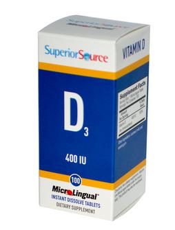 витамин д3 подъязычные таблетки