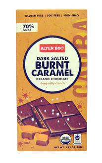 что подарить на новый год девушке - шоколад взрывная карамель