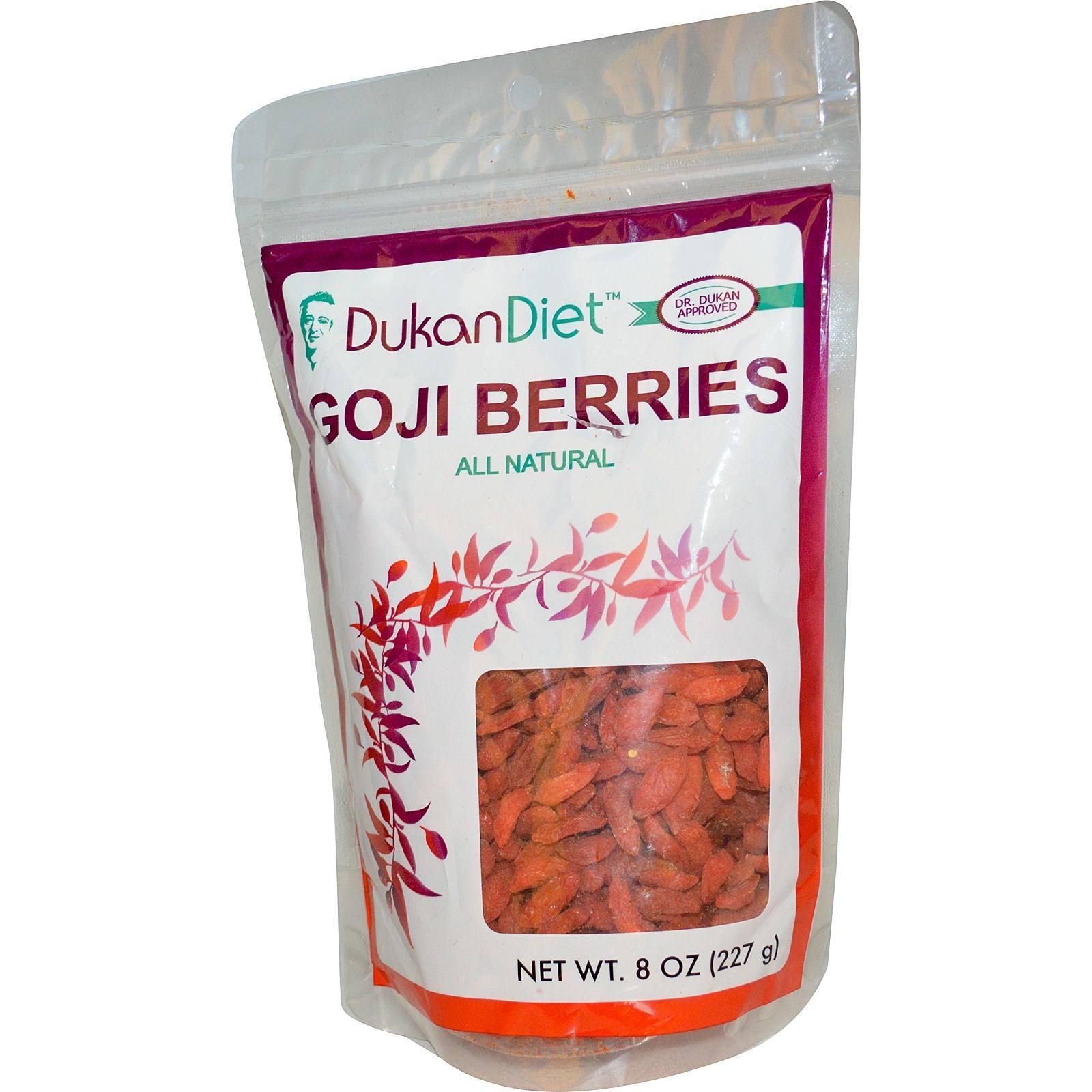 сушеные ягоды годжи