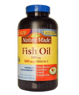 Рыбий жир от Natural Made