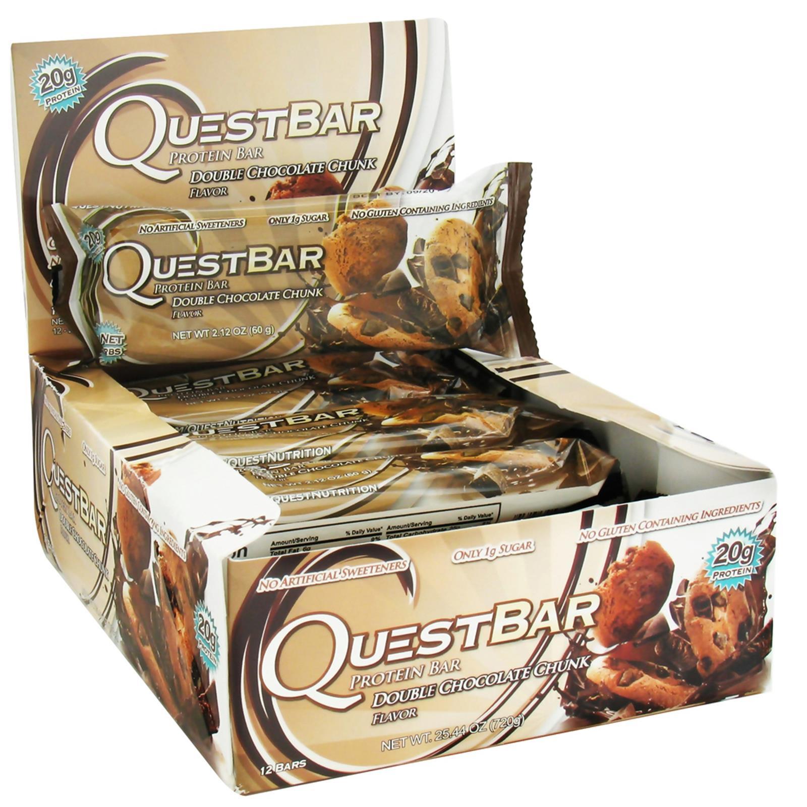 Вкусные малокалорийные шоколадные батончики