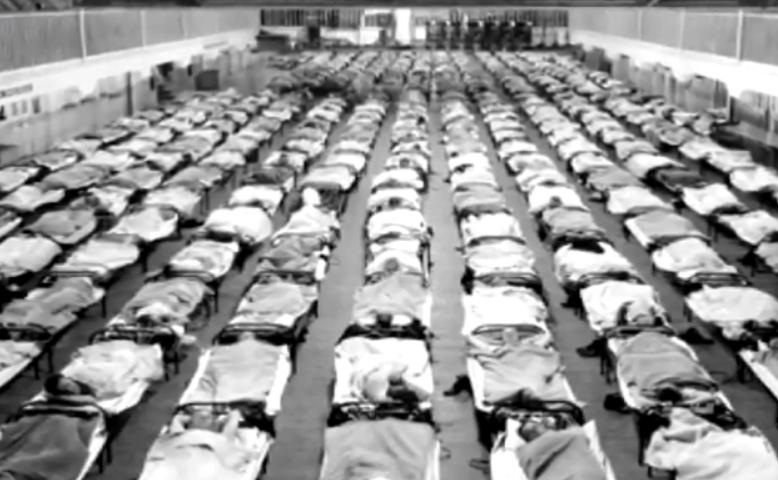Гонконгский грипп в 1968 году