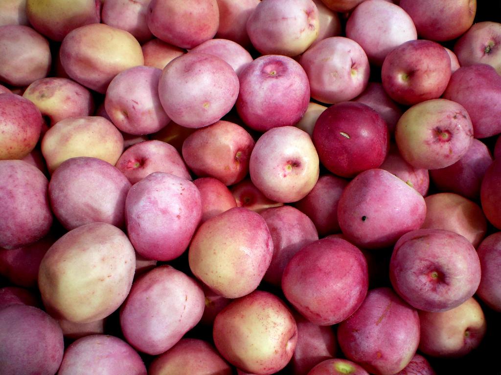 Плоды икако - сладкие и вкусные