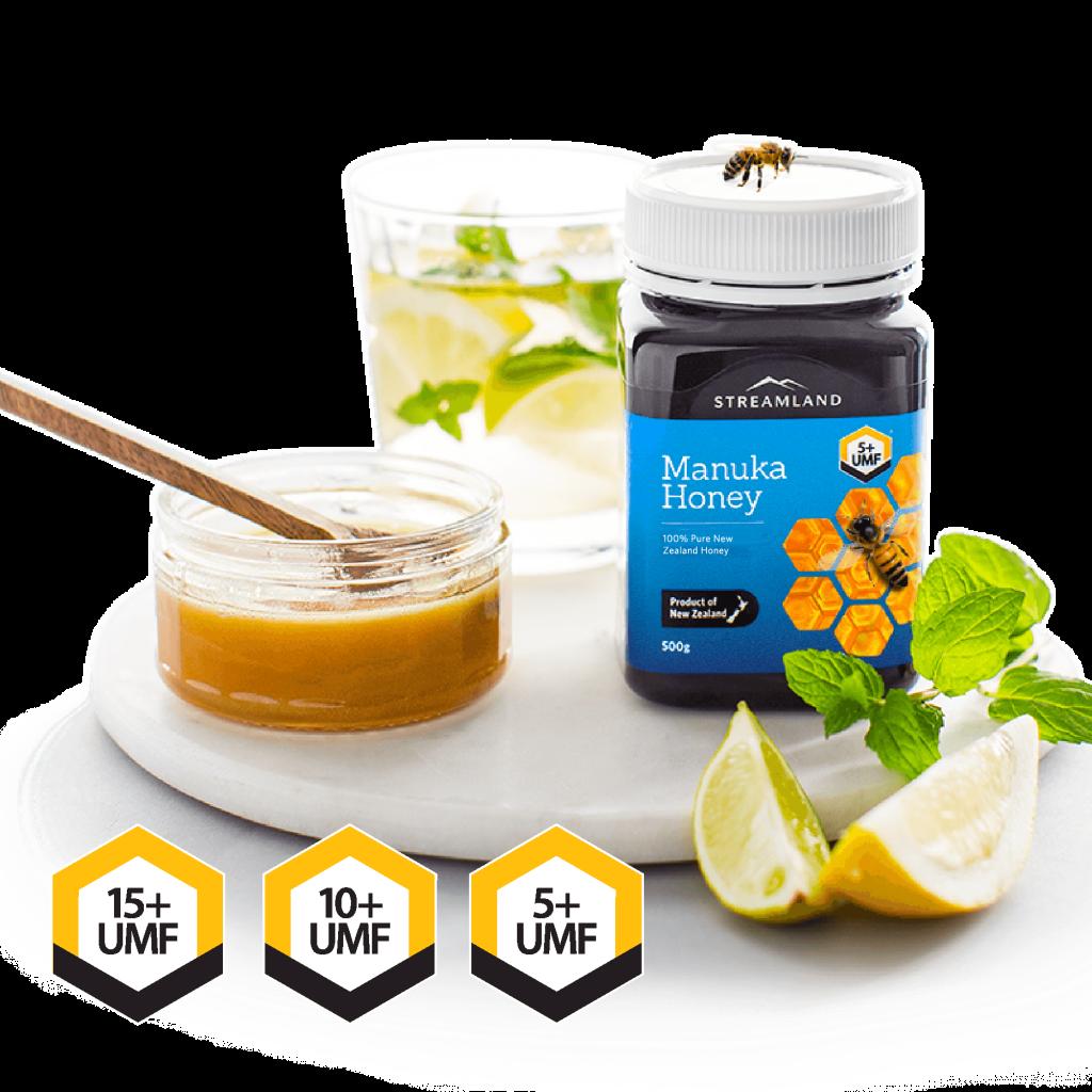 манука мед - отличное лекарственное средство