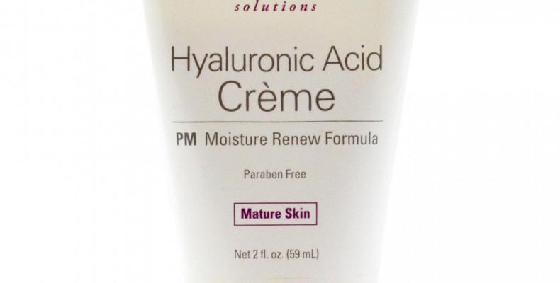 Крем с гиалуроновой кислотой для упругости кожи