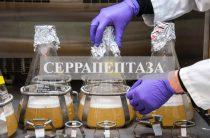 Серрапептаза: раскрываем все секреты этого фермента