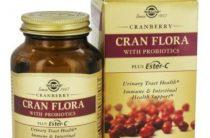 Концентрат клюквы от Solgar – безопасная альтернатива антибиотикам