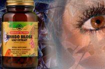 Витамины Гинкго Билоба от фирмы Солгар: состав, показания к применению, отзывы и многое другое