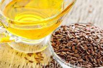 Льняное масло – польза и вред