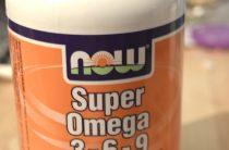Omega 3 6 9 от Нау Фудс – здоровье мозга, кожи и кардиосистемы