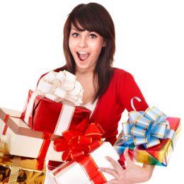 Что подарить на Новый Год девушке c Айхерба