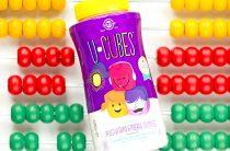 U-Cubes: жевательные витаминки для детей